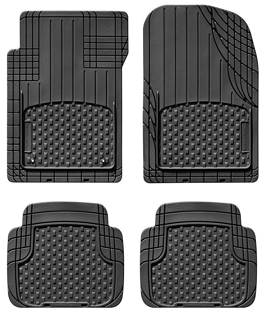 Weathertech type mats - Weathertech All Vehicle Mats 4 Piece Set
