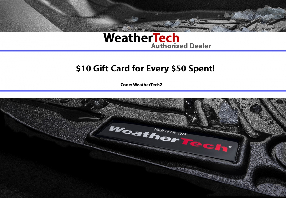 weathertech special2017